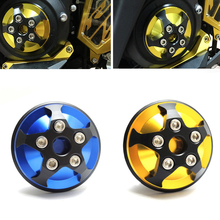 Motorcycle Accessories Engine protection Plug Clutch Cover Slider for Yamaha YZF-R3 YZF-R25 YZF R3 R25 MT-03 MT03 2013-2016 2017 motorcycle moto racing set engine cover protect protection case kit for yzf r3 2015 2016 15 16