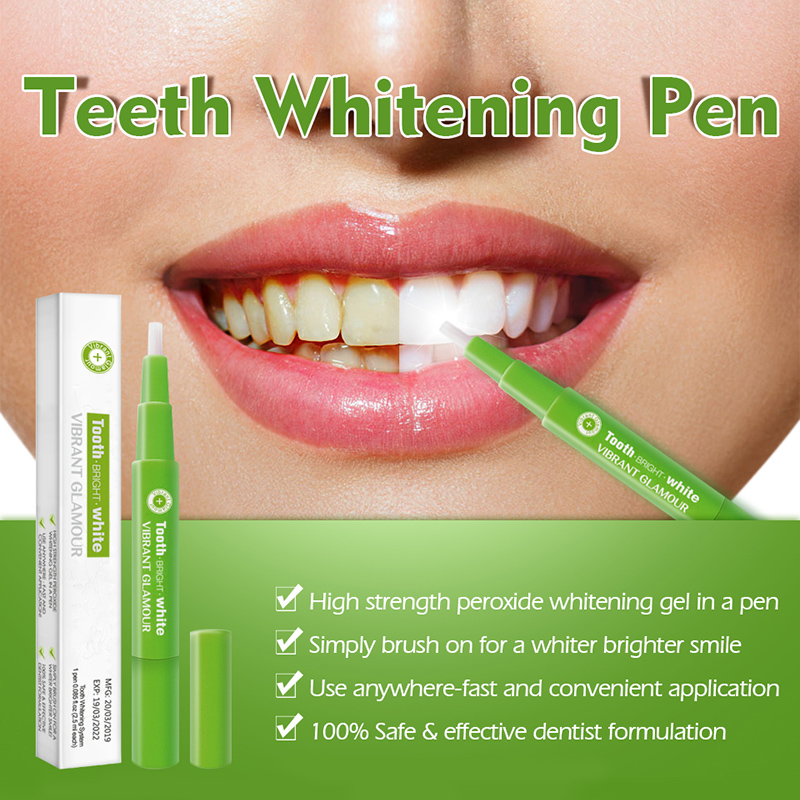 Hot Sale Teeth Whitening Pen Cleaning Serum Remove Plaque Stains Dental Tools Oral Hygiene Tooth Gel Whitenning Toothpaste dente