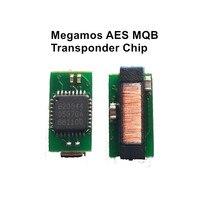 2/3/5Pcs Megamos Aes Mqb Transponder Chip Voor Vw Volkswagen Fiat Audi Mqb 48 Chip