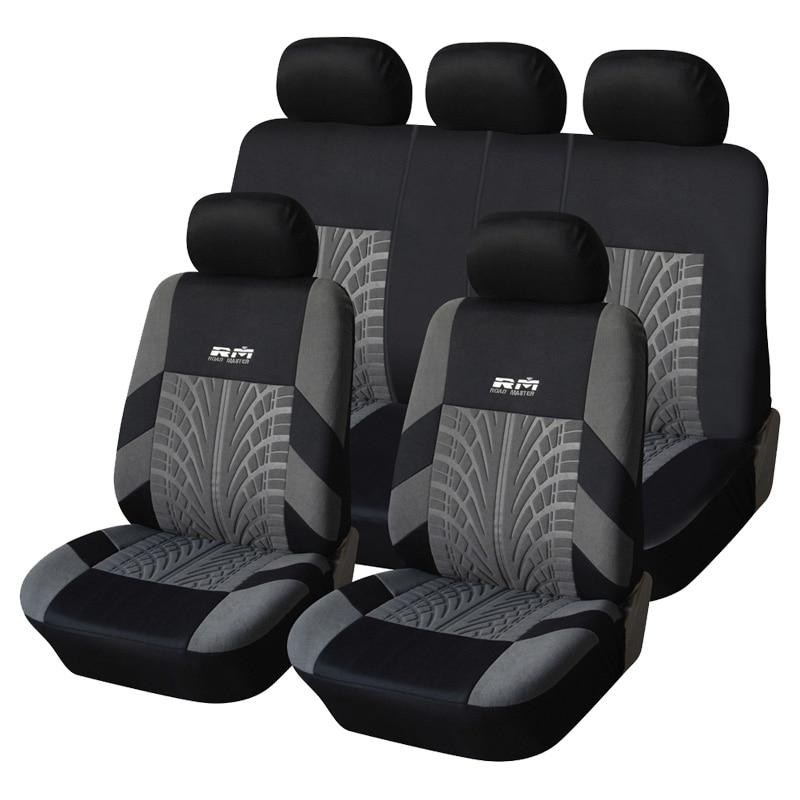 Housse de siège Auto intérieur housse de protection de siège pour lada 2107 2110 2114 grant kalina largus priora samara vesta xray