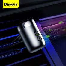 Baseus-Mini ambientador de aromaterapia para coche, fragancia para difusor de ventilación de coche, purificador de aire, olor sólido, perfume, Aroma automático