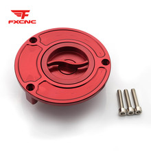 For Honda Monkeybike Z125 CNC Aluminum Motorcycle Fuel Tank Cap Gas Cover Accessories