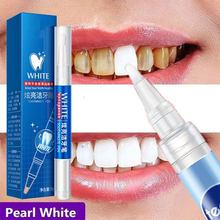 Stylo de blanchiment des dents, sérum de nettoyage, dissolvant de taches, Plaque dentaire, blanchiment dentaire, hygiène buccale, soin, 3ml