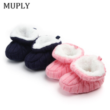 Baby Winter Shoes Toddler Newborns Soft-Soled-Footwear First-Walkers Infant For Babies