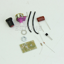 100 Вт диммерный модуль с переключателем скорости регулирования модуль DIY Kit компоненты