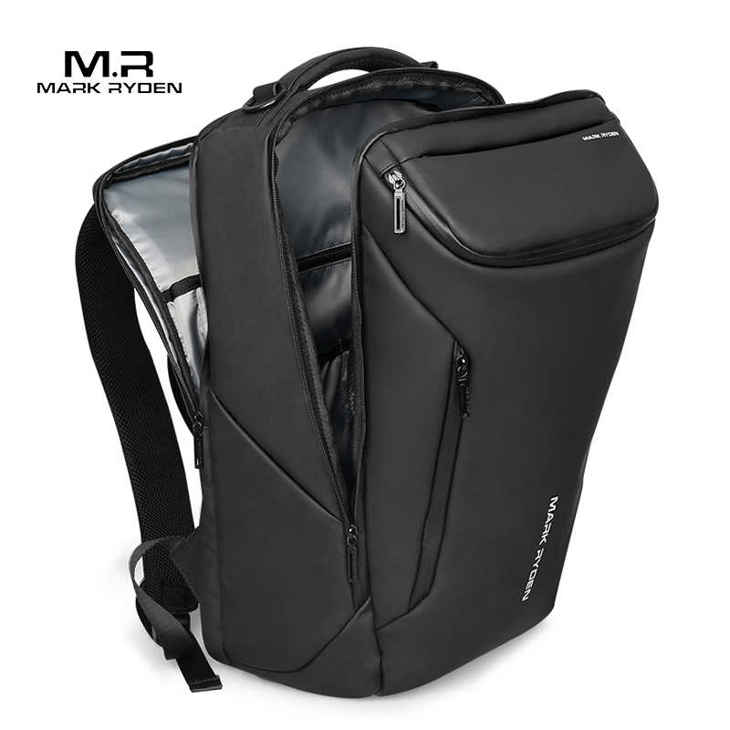 Mark Ryden 2020 Nieuwe Anti-Dief Mode Mannen Rugzak Multifunctionele Waterdichte 15.6 Inch Laptop Tas Man Usb Opladen Travel tas