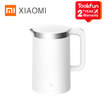 2020 XIAOMI MIJIA Smart Constant Electric Kettles Pro kitchen Water Kettle Teapot MIhome Temperature samovar - discount item  18% OFF Kitchen Appliances