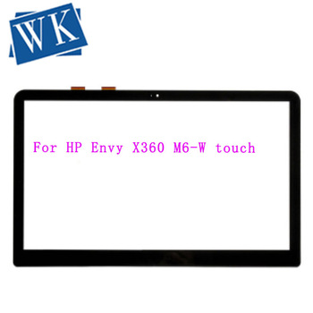 15.6 Touch Display Panel For HP Envy X360 M6-W 101DX 102DX 103DX Tablet Touch Screen Digitizer Glass Replacement