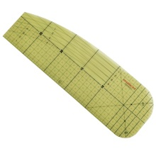 30cm Hot Ironing Ruler Patchwork Sewing Tools For Clothing Making DIY Sewing Supplies Under 220 Degree, HR3010 стоимость