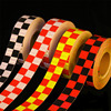 5cm*3m Car Reflective Tape Decoration Stickers Car Warning Safety Reflection Tape for Trucks Reflector Sticker Film Car Styling