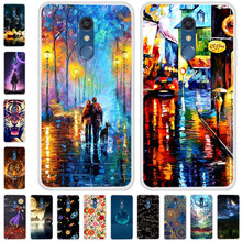 Case For LG K11 Q60 K50 K5 K40 G8S thinq G6 G5 G4 Q6 V20 V30 Phone Case Soft TPU Silicone for LG Q60 LGG5 Coque for LG G 6 V 30(China)