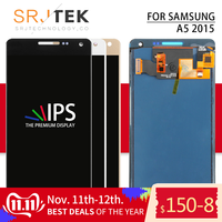 TFT For Samsung Galaxy A5 2015 LCD A500 Display Touch Digitizer Sensor Glass Assembly Can/Can't Adjust A500 A500F A500FU A500H