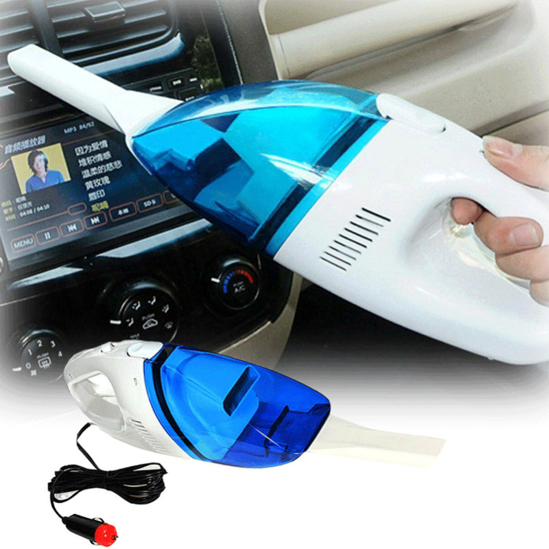 Charger Car Cleaner Wireless Vacuum USB Wet Household Handheld Dry Upgrade