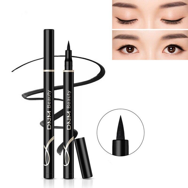 Long Lasting Eyeliner Highlight Waterproof Eye Makeup Not-blooming Eyeliner Beauty Cosmetic Tool Lady New Arrival 2020