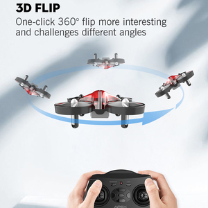 Image 4 - APEX Mini Drone RC Quadcopter Racing Drones Headless Mode With Hold Altitude Plan Remote Control Aircraft Toys Dron Best Gift