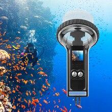 تحت الماء الغوص مثبت مضاد للماء الحال بالنسبة لل DJI oomo جيب استقرار الطفو العائمة قطع تكميلية للقضيب للسباحة تصفح