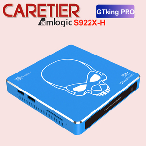 Image 5 - Beelink GT King Pro Android 9.0 Smart TV BOX 4GB 64GB Amlogic S922X H BT 4.1 2.4GHz+5.8GHz Hi Fi Lossless Sound TV BOX In Stock