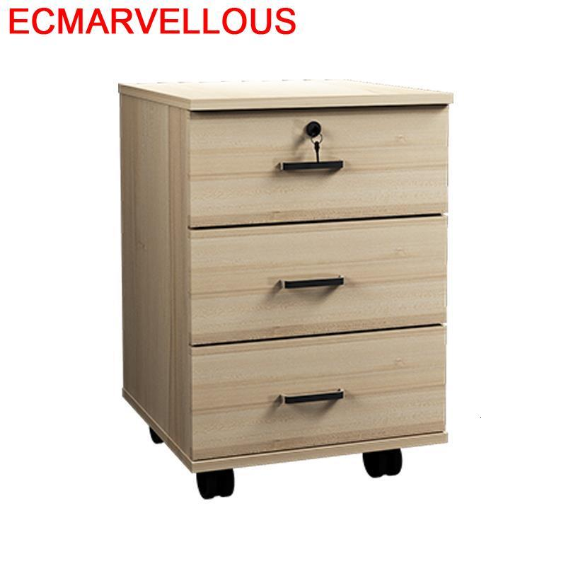 Meuble Office Furniture File Cajon Oficina Porte Classeur Madera Cajones Archivador Mueble Archivadores Archivero Filing Cabinet