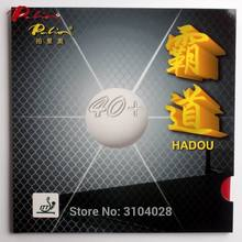 Table-Tennis Rubber Palio Blue-Sponge Fast-Attack Hadou 40 for with Loop New-Material