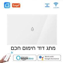 WiFi Smart Boiler Switch Water Heater Remote Control ISRAEL standard Amazon Alexa Google Home Voice Life Tuya APP