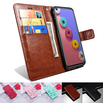 Перейти на Алиэкспресс и купить Чехол для Infinix S5 Lite X652B кожаный чехол Роскошный PU силиконовый защитный чехол на Infinix S5 X652 флип-чехол для телефона Capa 6,6дюйм