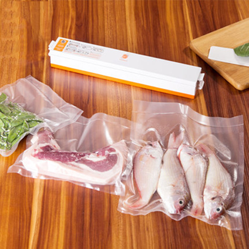 Vacuum Packaging Machine Vacuum Bag Compression Sealing Machine Automatic Food Preservation Packaging Plastic Vacuum Machine