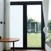 HOHOFILM 152cm*600cm White Window Film Solar Tint Home Glass Sticker privacy House decor Window Sticker 60''x236.22''