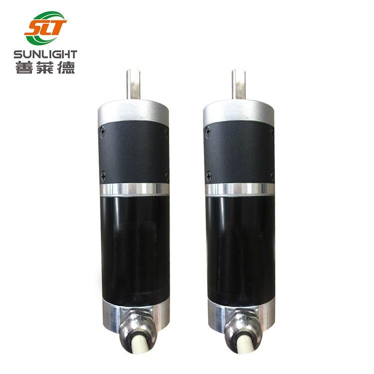 High Torque 12v 24v 36v 40v 48v Permanent Magnet Brushless Motor