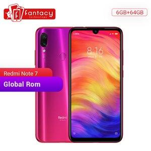 Global Rom Xiaomi Redmi Note 7 6GB 64GB