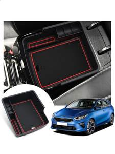 RUIYA Storage-Box Armrest Auto-Interior-Accessories Kia Ceed Car for GT Central-Control-Armrest-Box