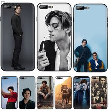 Silicone Tpu Phone Case Riverdale Cole Sprouse for iPhone 11 Pro X XS Max XR iPhone 6 6s 7 8 Plus 5 5s SE Protection Cover(China)