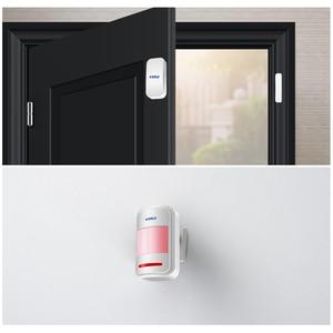 Image 5 - KERUI Wireless Home GSM Security Alarm System Kit APP Control With Auto Dial Motion Detector Sensor Burglar Smart Alarm System