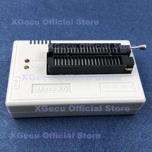 Image 2 - Black socket V10.27 XGecu TL866II Plus USB Programmer support 15000+IC SPI Flash NAND EEPROM MCU replace TL866A TL866CS+26 parts
