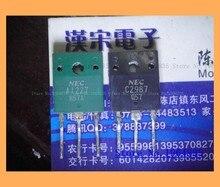 2 pièces/lot = une paire 2SA1227 2SC2987 140V 12A 120W