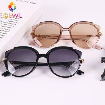 Oversize Sunglasses Women Vintage Womens Glasses 2020 Ladies Big Shades Trending Style Woman Eyeware Girls Fashion New Arrivals