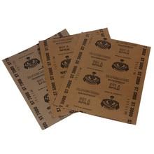 3000 5000 7000 зернистость мебель Песочная бумага автомобильный шлифовальный бумажный лист инструмент измельчение сухой древесины влажный поверхностный лак абразивная отделка