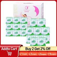 19 bloco higiênico almofada higiênica toalhas sanitárias amor lua ânion guardanapos sanitários para almofadas femininas gaxetas almofada menstrual lovemoon higiene