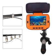 4,3 дюймовый рыболокатор для подводной подледной рыбалки, камера для поиска 30 м, кабель с сумкой через плечо, чехол, подводная камера для рыбалки