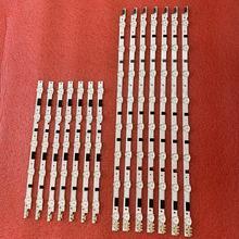 5set=70pcs LED backlight strip for Samsung UE40F6400 D2GE 400SCA 400SCB R3 2013SVS40F L 8 R 5 BN96 25520A 25521A 25305A 25304A