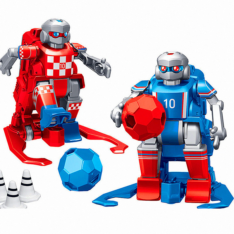Remote Control Football Robot Charging Battle Play With Your Partner Athletic Parent And Child Interactive Children Smart Electr
