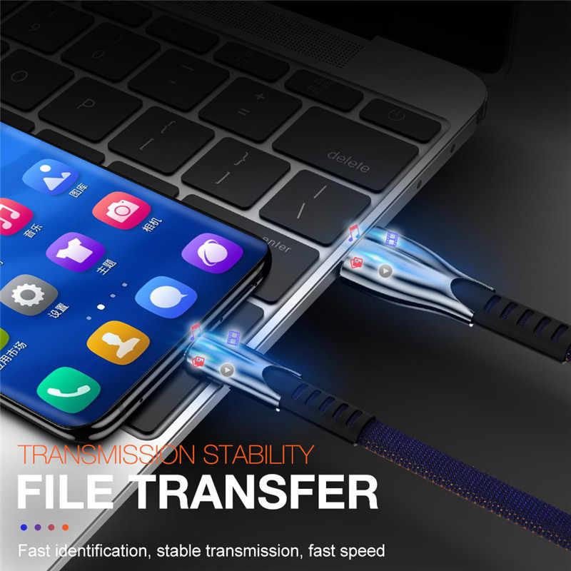 3M Usb C Kabel Data untuk Xiaomi Mi 8 9 9T Redmi K20 Note 7 5A Cepat Usb tipe C Kabel untuk Samsung S8 S9 S10 Huawei P30 Super Biaya