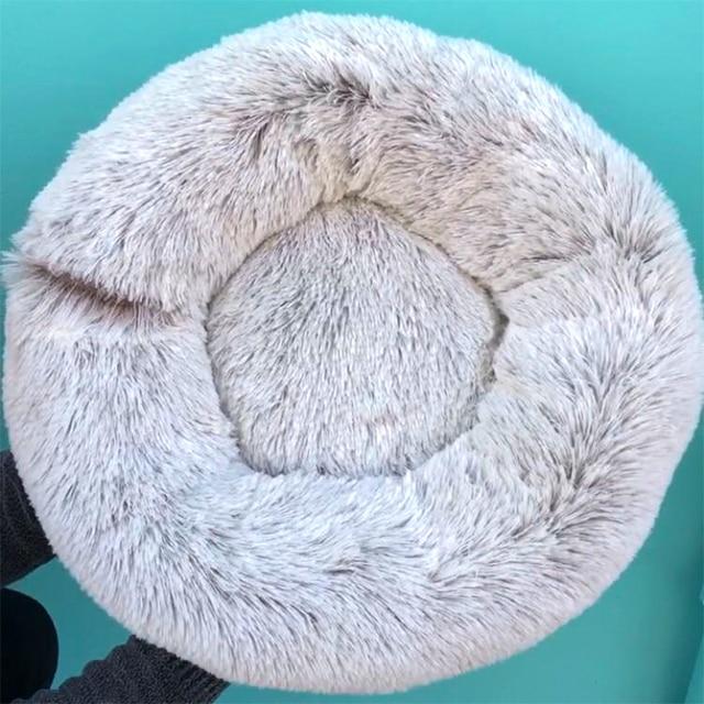 Donuts Dog Bed Basket Calming Bed Hondenmand Pet Kennel   4