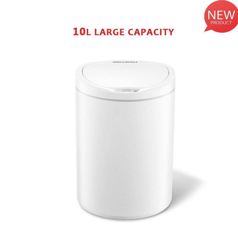 Neue ZT 10 29 S 10L Hause Intelligente Sensor Mülleimer Auf Key Control Einstellbaren Abstand Energie effiziente-in Körperpflegegerät Teile aus Haushaltsgeräte bei  Gruppe 1