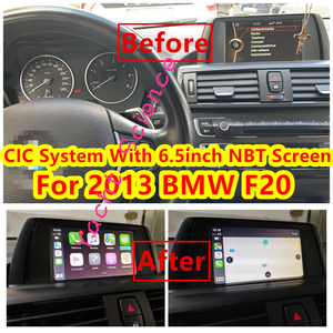 Image 2 - Wireless Apple CarPlay / Android Auto(by USB) Box Module for All BMW NBT CIC CCC EVO System for BMW 1 2 3 4 5 7 Series