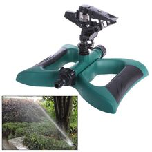 High Quality New 360 Rotating Automatic Garden Water Sprinkler Lawn Irrigation System Adjustable Rocker Nozzle