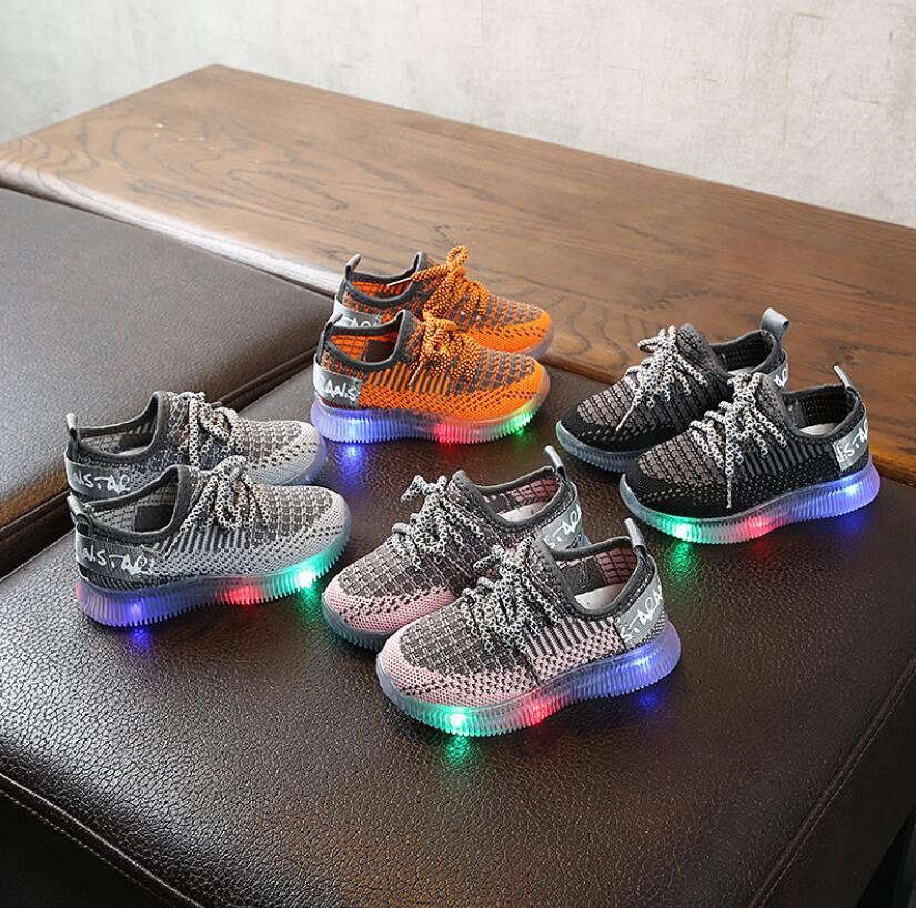 LED Casual Sport Sneaker 2