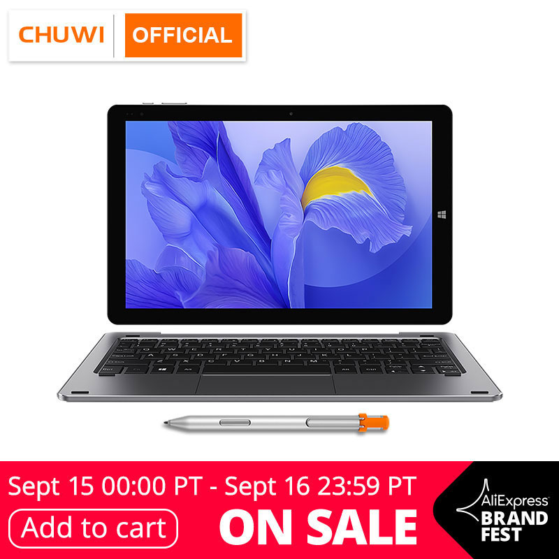 NEW Version CHUWI Hi10 X 10.1 inch FHD Screen Intel N4100 Quad Core 6GB RAM 128GB ROM Windows Tablets Dual Band 2.4G/5G Wifi