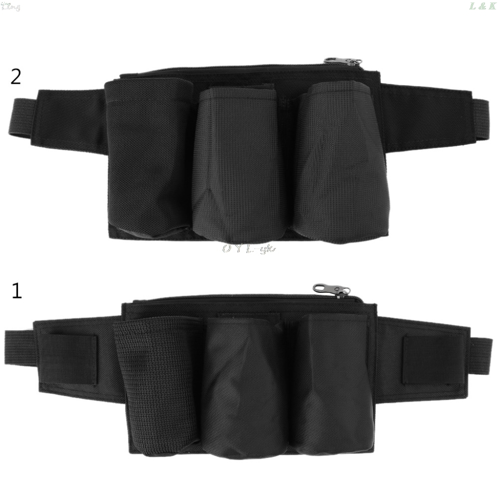 Cleaning Use Waist Tool Bag Oxford Cloth Waterproof Hotel Cleaners Storage Pouch