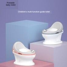 цена на Children's Toilet Baby Boy Toilet Toilet Girl Baby Toilet Potty Urinal  Artifact Toilet Stool Portable Toilet Potty Potty Chair