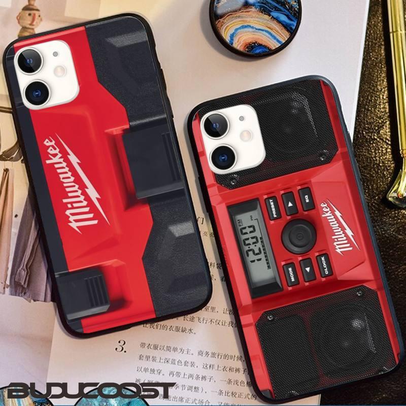 Iphone 12 Max Case | Kenzoe Milwaukee Phone Case For IPhone 12 11 Pro Max SE XSmax XR XS X 8 7 6 Plus